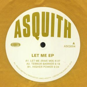 ASQUITH - Let Me EP