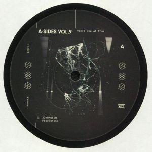 JOYHAUSER/RESET ROBOT/OSCAR L - A Sides Vol 9 Vinyl One Of Four