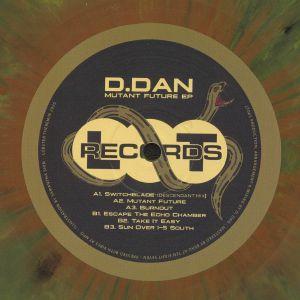 D DAN - Mutant Future EP