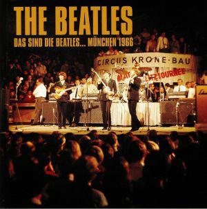 BEATLES, The - Das Sind Die Beatles: Munchen 1966