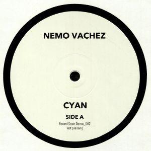 VACHEZ, Nemo/GROOVEGUY - Cyan Andromeda EP