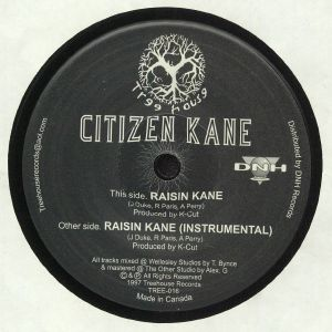 CITIZEN KANE - Raising Kane