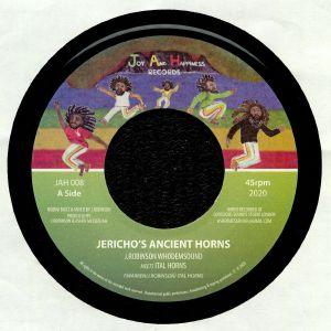 ROBINSON, J/ITAL HORNS - Jericho's Ancient Horns