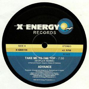 ADVANCE - Take It To The Top (Moplen & Massimo Berardi remixes) (B-STOCK)