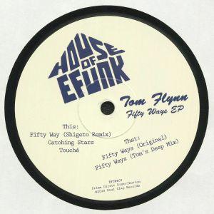 FLYNN, Tom - Fifty Ways EP