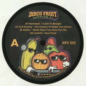 HOTMOOD/EVIL SMARTY/MITIKO/LOSHMI - Disco Fruit Sampler 01