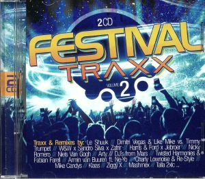 VARIOUS - Festival Traxx Vol 2