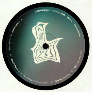 AUDIO QUEST/JARED WILSON/SOHRAB/KCLF - Various