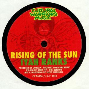 IYAH RANKS/BONY FLY - Rising Of The Sun