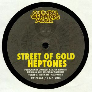 HEPTONES, The/CULTURAL WARRIORS - Street Of Gold