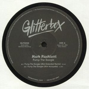 PICCHIOTTI, Mark - Pump The Boogie
