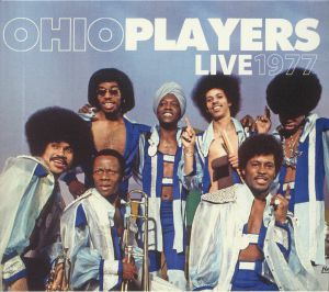 OHIO PLAYERS - Live 1977