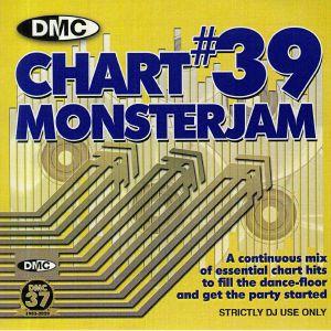 KEITH MANN/VARIOUS - DMC Chart Monsterjam #39 (Strictly DJ Only)