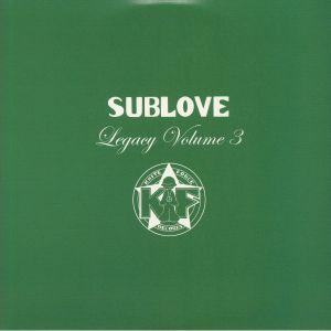 SUBLOVE - Legacy Volume 3