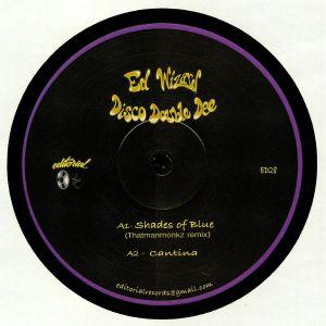 ED WIZARD/DISCO DOUBLE DEE/HOTMOOD - ED 028