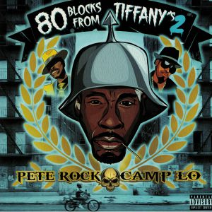 ROCK, Pete/CAMP LO - 80 Blocks From Tiffany's 2