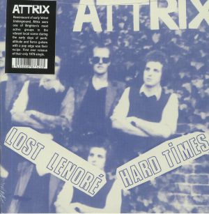 ATTRIX - Lost Lenore