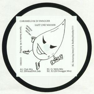 CARAMELO/DJ SWAGGER - Saft Und Wasser