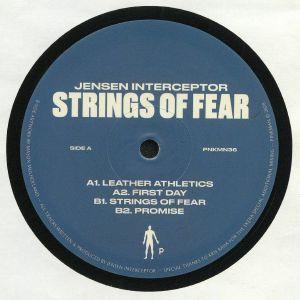 JENSEN INTERCEPTOR - Strings Of Fear