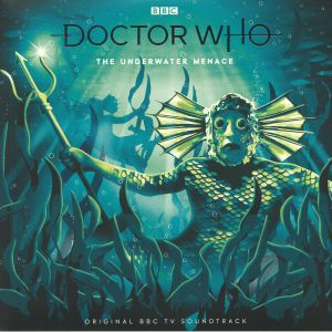 GRAINER, Ron/BBC RADIOPHONIC WORKSHOP - Doctor Who: The Underwater Menace (Soundtrack)