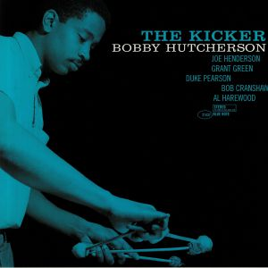 HUTCHERSON, Bobby - The Kicker (reissue)