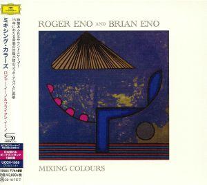 ENO, Brian/ROGER ENO - Mixing Colours (remastered)