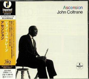 COLTRANE, John - Ascension (remastered)