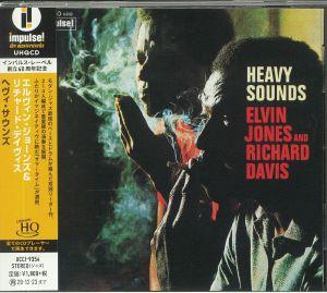 JONES, Elvin/RICHARD DAVIS - Heavy Sounds (remastered)