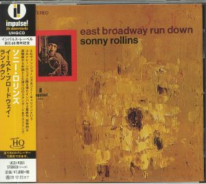 ROLLINS, Sonny - East Broadway Run Down (remastered)