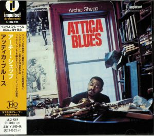 SHEPP, Archie - Attica Blues (remastered)