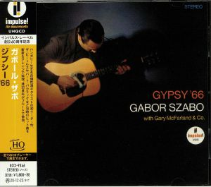 SZABO, Gabor - Gypsy '66 (remastered)