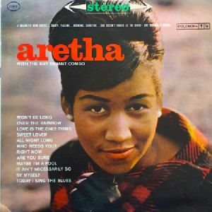 FRANKLIN, Aretha with THE RAY BRYANT COMBO - Aretha