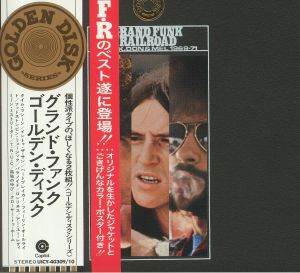 GRAND FUNK RAILROAD - Mark Don & Mel 1969-71 (remastered)