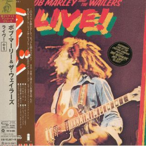 MARLEY, Bob & THE WAILERS - Live! (remastered)