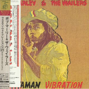 MARLEY, Bob & THE WAILERS - Rastaman Vibraton (Deluxe Edition)