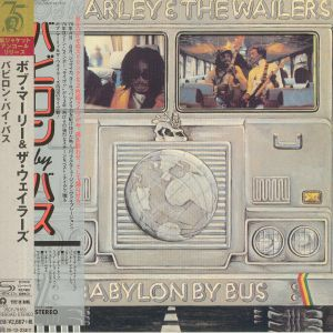 MARLEY, Bob & THE WAILERS - Babylon By Bus (remastered)