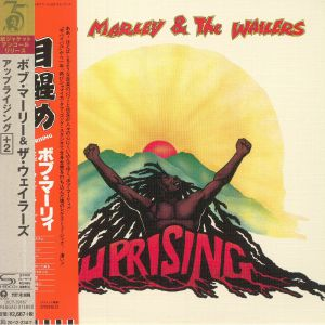 MARLEY, Bob & THE WAILERS - Uprising (remastered)