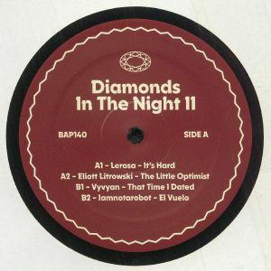 LEROSA/ELIOTT LITROWSKI/VYVYAN/IAMNOTAROBOT - Diamonds In The Night Vol 2