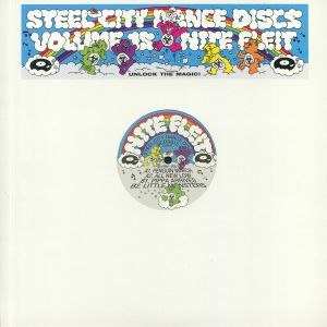 NITE FLEIT - Steel City Dance Discs Volume 15