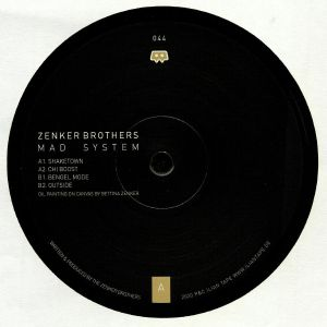 ZENKER BROTHERS - Mad System