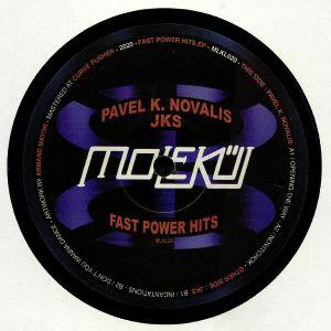 NOVALIS, Pavel K/JKS - Fast Power Hits