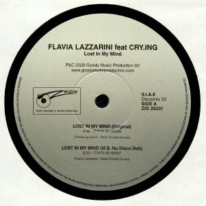 LAZZARINI, Flavia feat CRY ING - Lost In My Mind