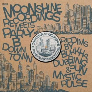 PARLY B/BUKKHA/DUBBING SUN/MYSTIC PULSE - Moonshine Recordings Meets Parly B Downtown