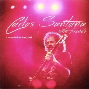 SANTANA/JOHN LEE HOOKER/PHAROAH SANDERS - Live At The Bammies 1989