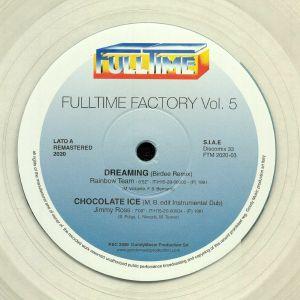 RAINBOW TEAM/JIMMY ROSS/TRANCE/IC BELL - Fulltime Factory Volume 5