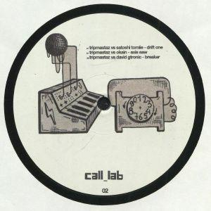 TRIPMASTAZ/SATOSHI TOMIIE/OKAIN/DAVID GTRONIC - CALLLAB 02