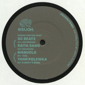 UC BEATZ/KEITA SANO/MANUOLD/YANN POLEWKA - Esuoh Limited 002