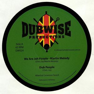 MELODY, Martin/MIKE TURNER/CHRIS JAY - We Are Jah People