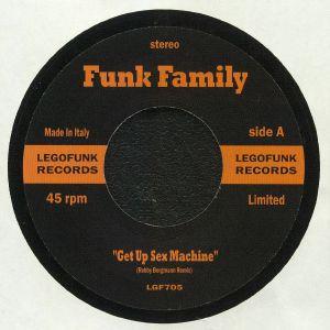 BERGMANN, Robby/LEGO EDIT - Funk Family