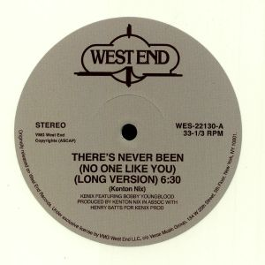 KENIX feat BOBBY YOUNGBLOOD - There's Never Been (No One Like You) (remastered)